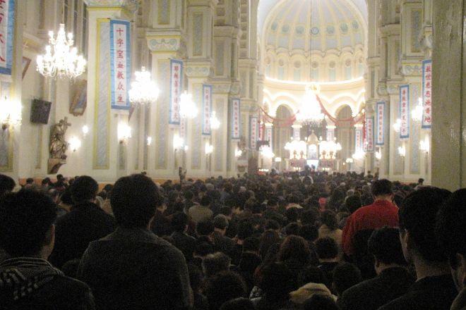 St Joseph Catheral, Tianjin, China