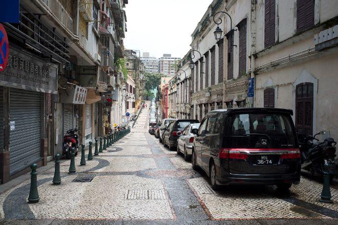 St. Lazarus Quarter, Macau, China