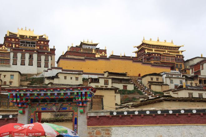 Sumtsaling Monastery, Shangri-La County, China