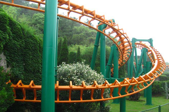 Suzhou Amusement Park, Suzhou, China