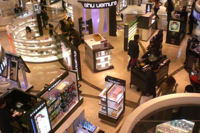 T Galleria by DFS, Hong Kong, Tsim Sha Tsui East, Hong Kong, China