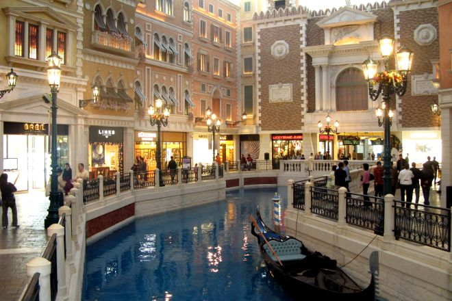 The Grand Canal Shoppes, Macau, China