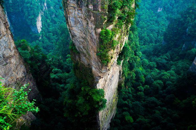 The Grand Canyon of Zhangjiajie, Zhangjiajie, China
