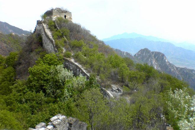 The Great wall of Jiankou, Beijing, China