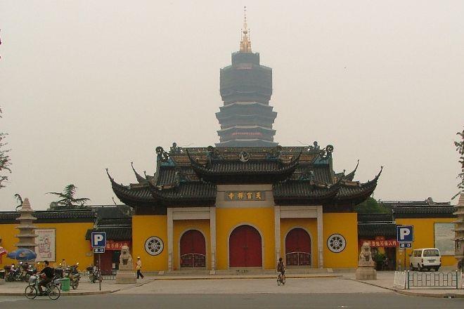 Tianning Temple, Changzhou, China