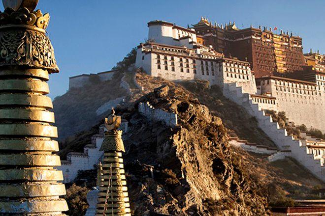 Travel China & Tibet, Lhasa, China