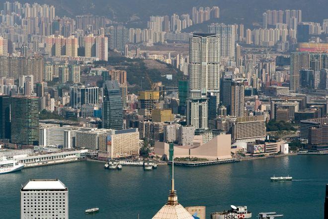 Tsim Sha Tsui East, Hong Kong, China