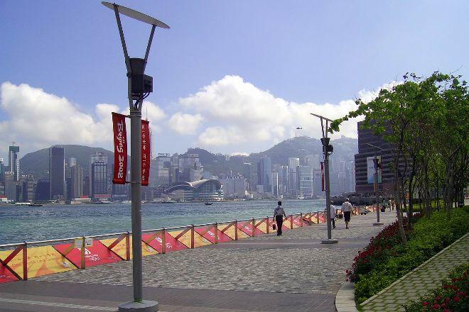 Tsim Sha Tsui Promenade, Hong Kong, China
