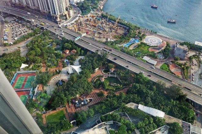 Tsuen Wan Park, Hong Kong, China
