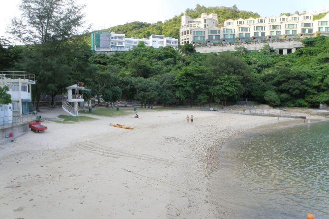 Turtle Cove Beach, Hong Kong, China
