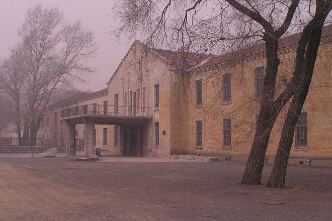 Unit 731 Museum, Harbin, China