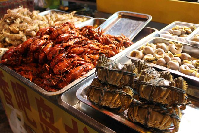 UnTour Shanghai Food Tours, Shanghai, China
