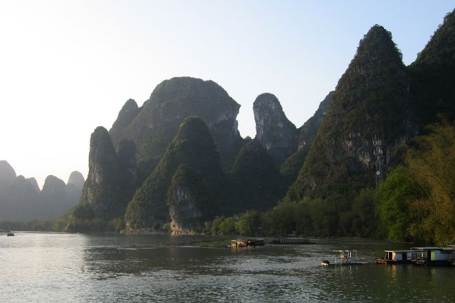 Xingping Town, Guilin, China