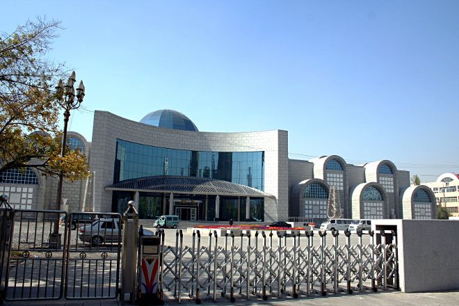 Xinjiang Regional Museum (Qu Bowuguan), Urumqi, China