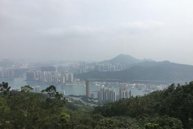 Yuen Tsuen Ancient Trail, Hong Kong, China