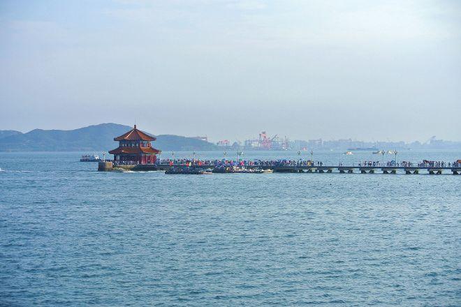 Zhanqiao Pier, Qingdao, China