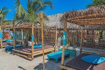 Bomba Beach Club, Cartagena, Colombia
