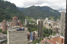 Guadalupe Hill, Bogota, Colombia