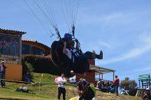 Paragliding Paraiso, Sopo, Colombia