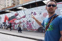 The Original Bogota Graffiti Tour, Bogota, Colombia