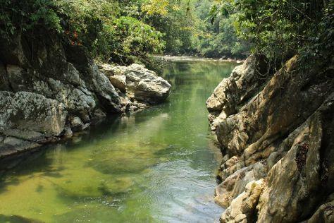 Canon del Rio Claro Reserva Natural, Puerto Triunfo, Colombia