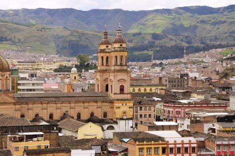 Centro historico de Pasto, Pasto, Colombia