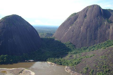 Cerros de Mavecure, Inirida, Colombia