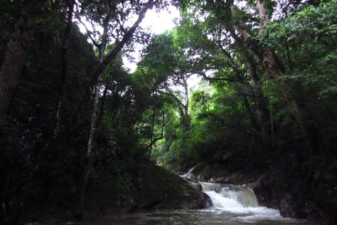 Pozo Azul, Minca, Colombia