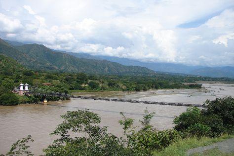 Riverside de Occidente, Santa Fe de Antioquia, Colombia