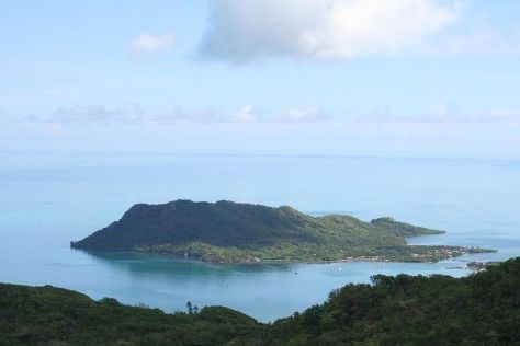 The Peak Forestry Reserve, Providencia Island, Colombia