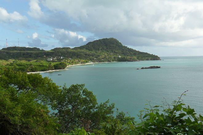 Almond Bay, Providencia Island, Colombia