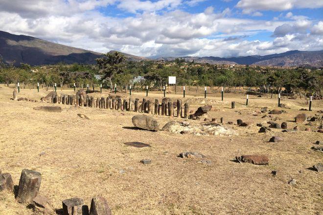 Archaeological Site El Infiernito, Villa de Leyva, Colombia