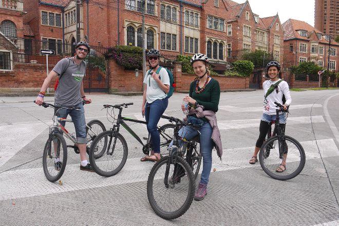 Bogota Bike Tours, Bogota, Colombia