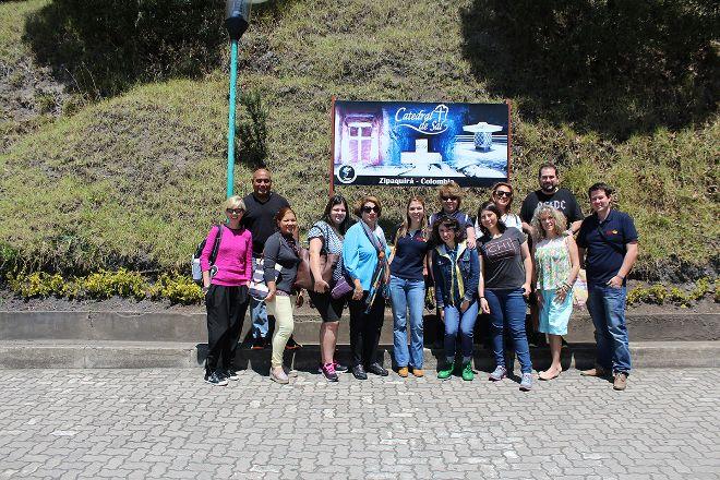 Bogota Pass, Bogota, Colombia