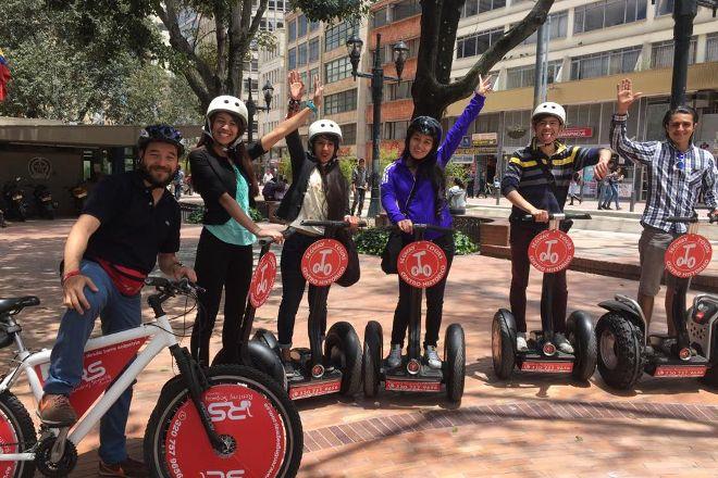 Bogota Segway, Bogota, Colombia