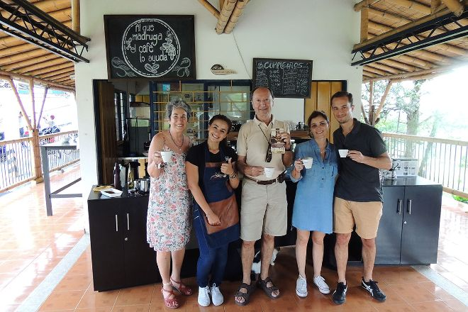 Cafe La Morelia, Armenia, Colombia