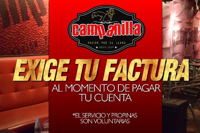 Campanilla Bar, Villavicencio, Colombia