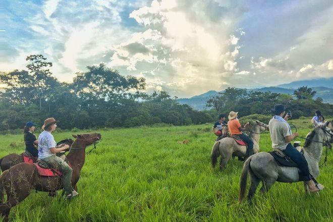 Campo Ecologico Gramalote, Villavicencio, Colombia