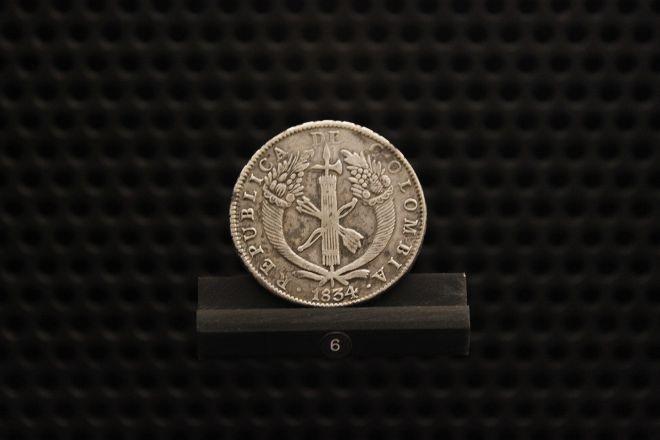 Casa de Moneda - Coleccion Numismatica del Banco de la Republica, Bogota, Colombia
