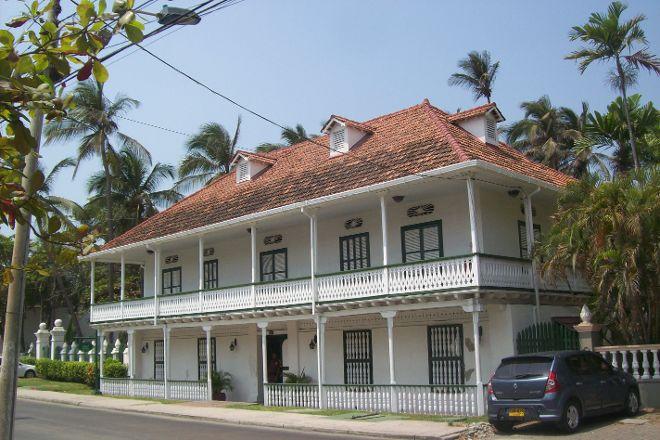 Casa Museo Rafael Nunez, Cartagena, Colombia