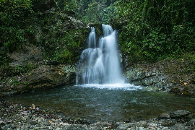 Cascadas del Rio Verde, Cordoba, Colombia