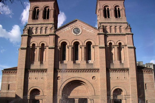 Catedral Basilica Metropolitana de Medellin, Medellin, Colombia