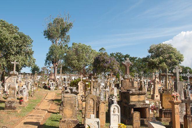 Cementerio  Barichara, Barichara, Colombia