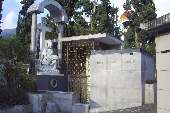 Cementerio Museo de San Pedro, Medellin, Colombia