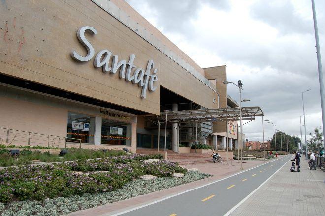 Centro Comercial Santafe, Bogota, Colombia