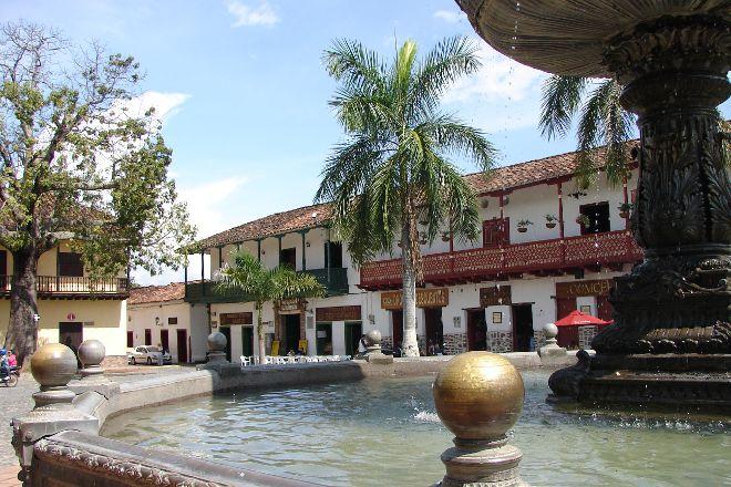 Centro Historico Santa Fe de Antioquia, Santa Fe de Antioquia, Colombia