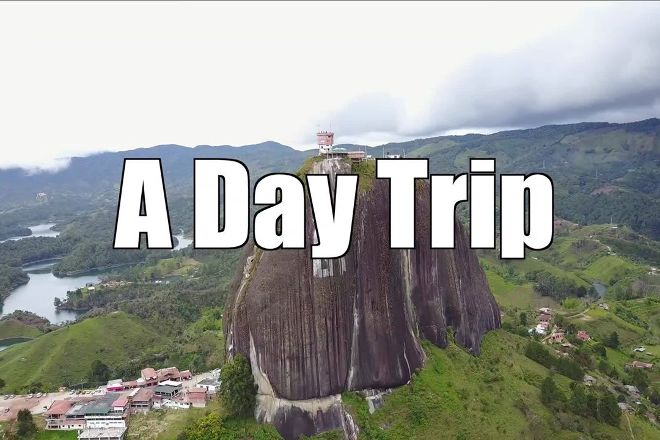 Colombia Getaway, Guatape, Colombia