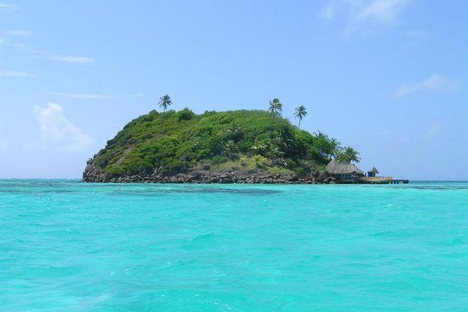 Crab Cay-Cayo Cangrejo, Providencia Island, Colombia