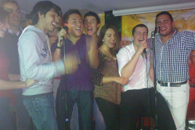 Haus Karaoke, el bar de Leguis, Bogota, Colombia