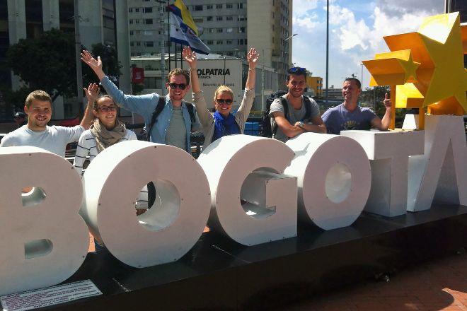 Heroes Tour, Bogota, Colombia